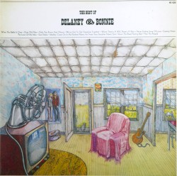 Delaney & Bonnie and Friends feat. Eric Clapton - Never Ending Song of Love