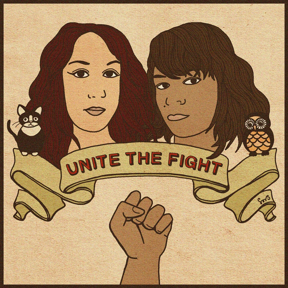 Podcast – Unite the fight